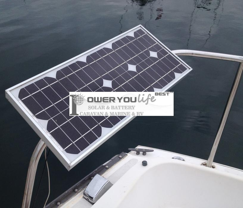 Marine Rail Mount Boat Rail Mount Bimini Solar Panel Mount Product Center Power Your Life By Solar