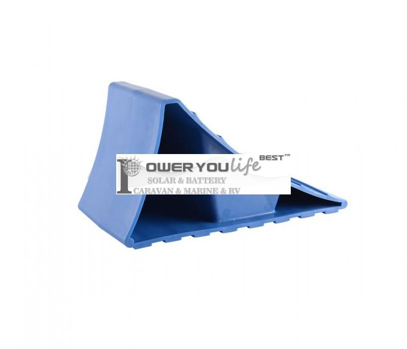 UV Protected Wheel Chock Without Rope