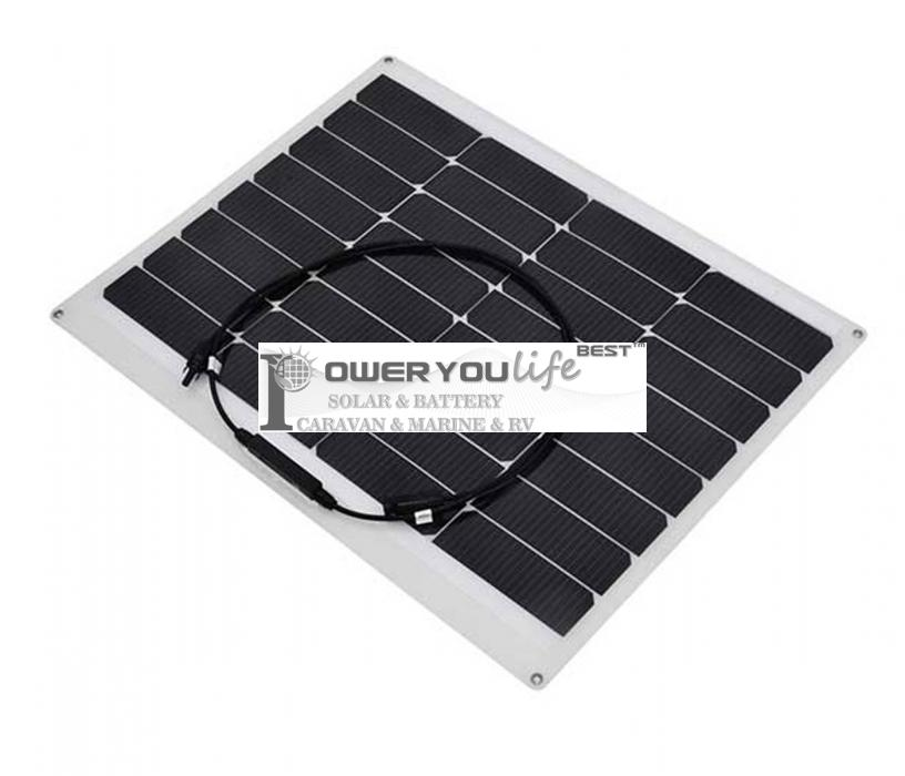 SM-50W18V Semi-flexible Solar Panel
