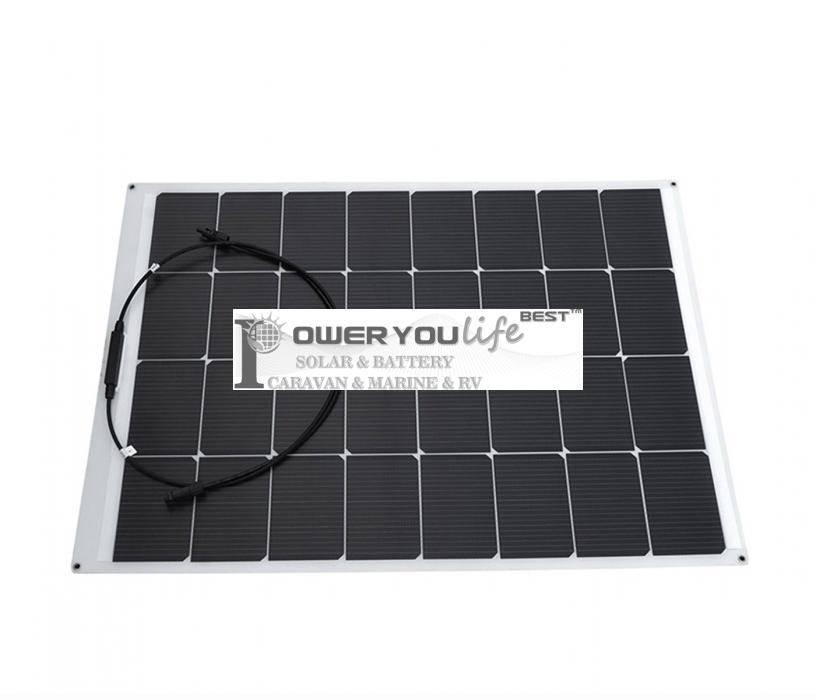 SM-100W18V Semi-flexible Solar Panel
